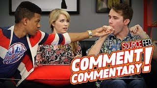 TICKLE PARTY ON COMMENT COMMENTARY #123
