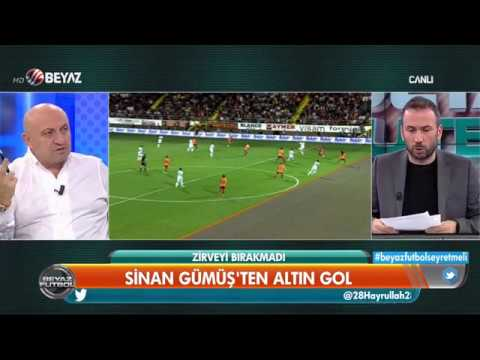 Sinan Engin'den Alanyaspor-Galatasaray maçı hakemine sert tepki