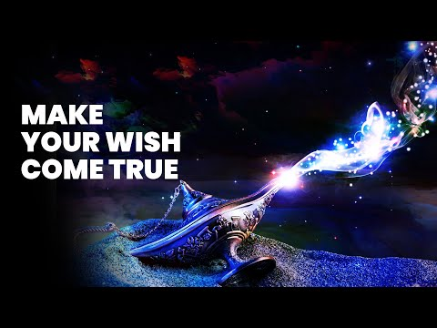 ✅ Make Your Wish Come True ✅ Law Of Attraction, Binaural Beats Meditation - Manifest Your Dreams
