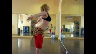 My Body Energy Dance.Урок .Трилистник петля .Руки чакры