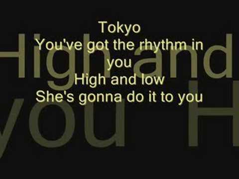 Tokyo Danny wih lycris