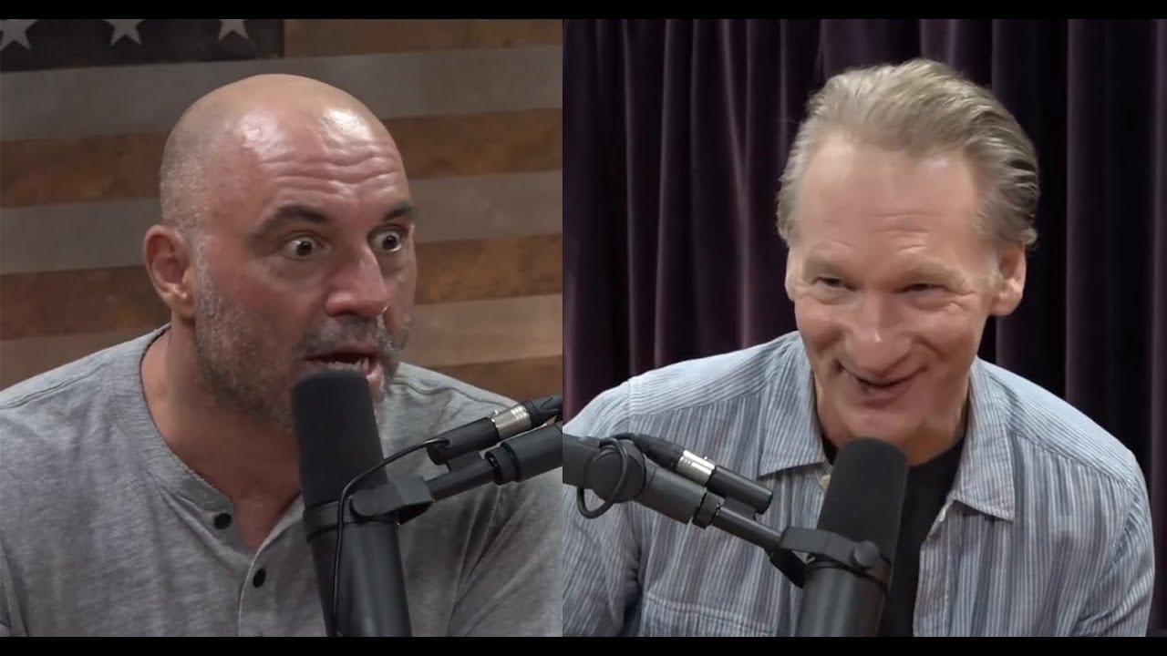 Bill Maher and Joe Rogan Hilarious Rant on Divorce