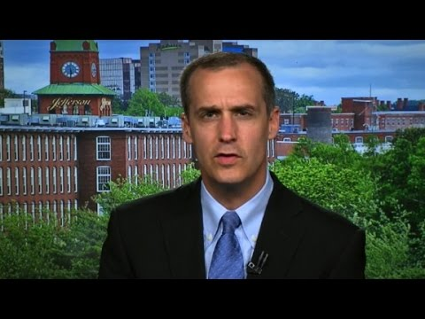 Corey Lewandowski debuts on CNN (Entire interview)