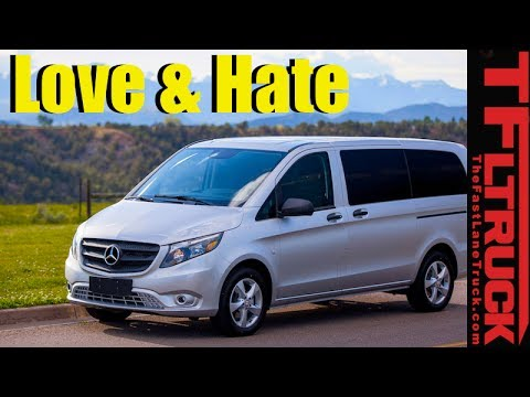 Top 5 Things We Love & Hate About Mercedes-Benz Metris