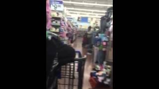 Walmart Vision SuperCenter Black Friday ok store at 8500 W Golf Rd, Niles IL 60714 11/27/2014 part 4