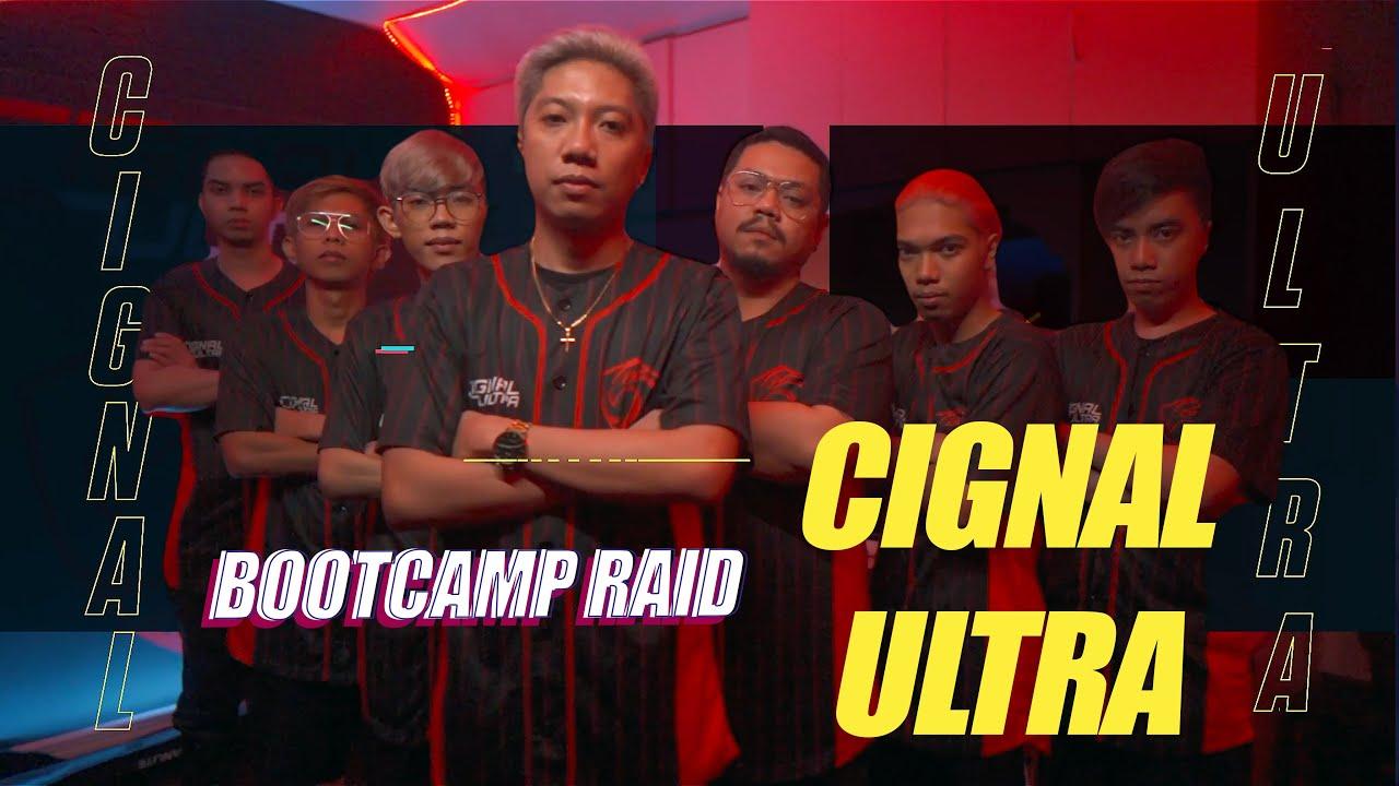 #MPLPH Exclusive Series: Bootcamp Raid - Cignal Ultra