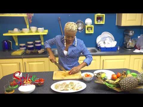How to make coo coo, fish and provison