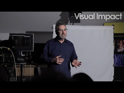 Lighting Workshop with 7 times Emmy nominated George Mooradian ASC
