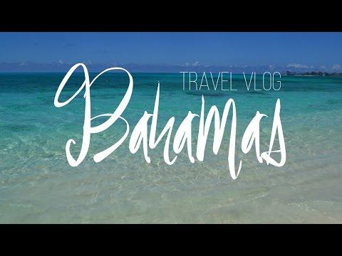 TRAVEL VLOG | Nassau, Bahamas | Adenieke