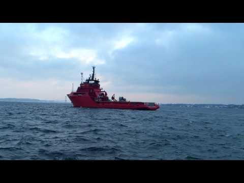 Esvagt Server - (AHTS Offshore Vessel) Fredericia