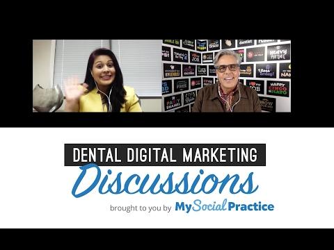 Dental Digital Marketing Discussion with Minal Sampat, RDH