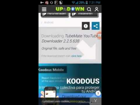 how to download videos on android from any site