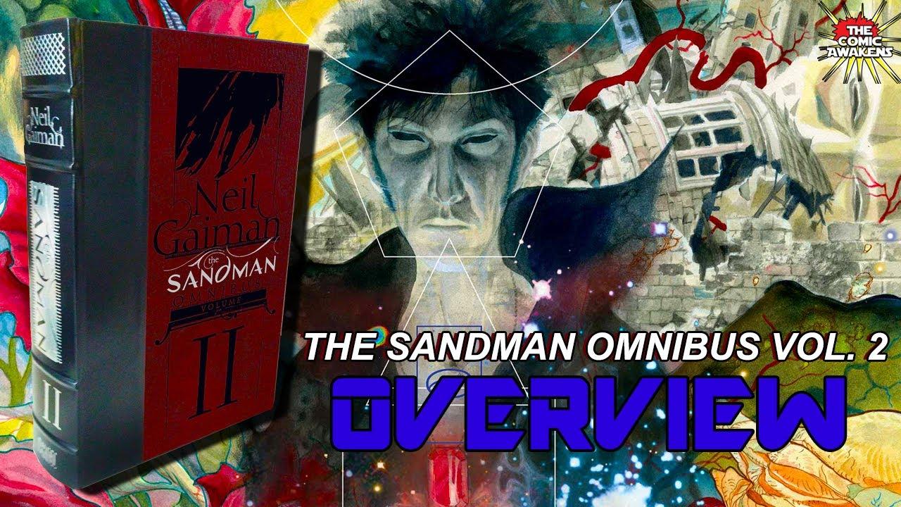The Sandman Omnibus Vol. 2 | Overview