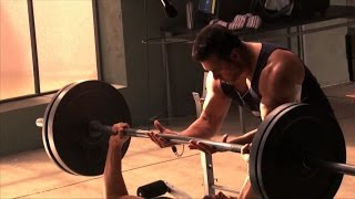 Must Watch: Salman Khan's WORKOUT video