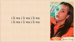 Mamamoo (마마무)   Gogobebe (고고베베) Easy Lyrics