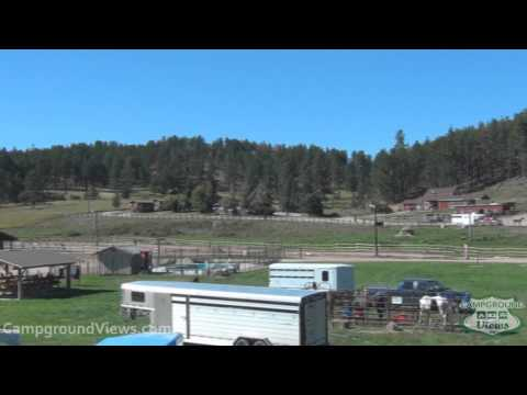 CampgroundViews.com - High Country Guest Ranch Hill City South Dakota SD