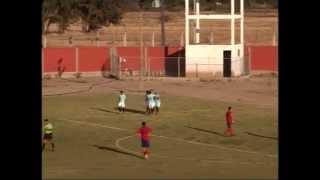 Campeonato AFC. Nueva Cliza 3 vs AURORA 4