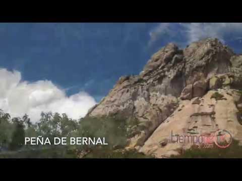 Ecoturismo Los Cuervos: Peña de Bernal: tiempode.com MAPS