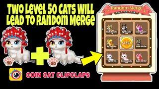 RANDOM MERGE COIN CAT CLIPCLIPS