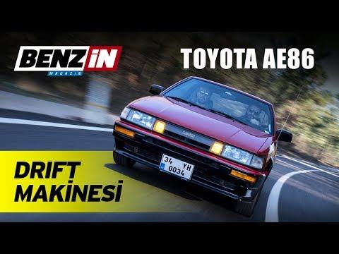 Toyota Corolla AE86 GT Apex | Bir Tur Versene