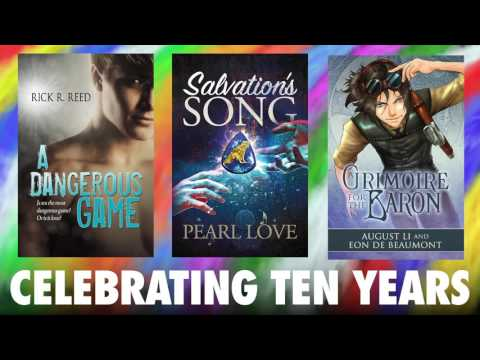Ten Years with Dreamspinner Press