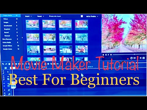 movie-maker-tutorial-best-for-beginners--windows-software-2020