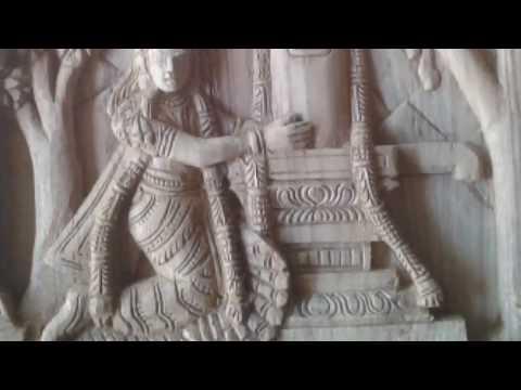 Panjapootha Temples sculpture