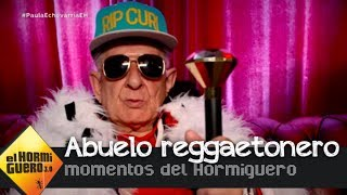 El abuelo Melquiades te enseña cómo componer reggaeton en tan solo 30 segundos - El Hormiguero 3.0