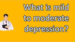 hqdefault - Icd-10 Depression Mild Moderate Severe