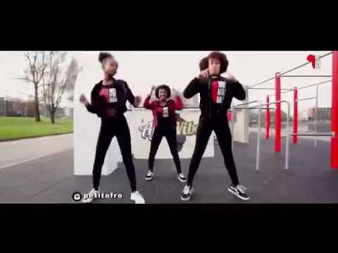 Best Afro Beat dance moves- Dancing to Wande Coal