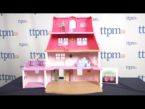Loving Family Dollhouse From Fisher-Price