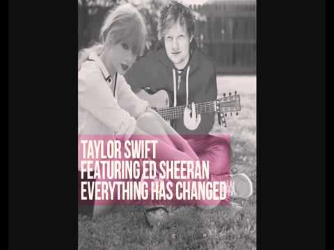 Taylor Swift - Everything Has Changed (Official Instrumental)
