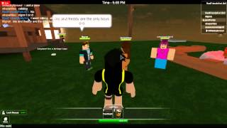Truth or dare on roblox (awkward)