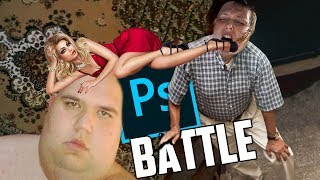 Битва ФотоШоперов 1  Battleofphotoshoperzz