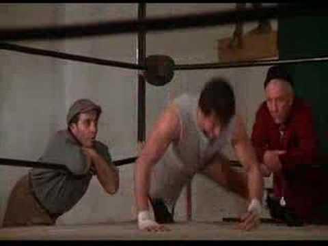 Training Rocky Youtube