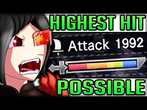 Highest Damage Possible in Monster Hunter World - Quest for the Biggest Hit! (Great Sword Set)
