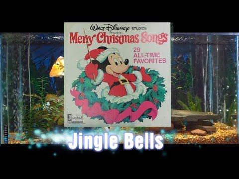 Jingle Bells  = Merry Christmas Songs = Walt Disney