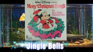 Jingle Bells  = Merry Christmas Songs = Walt Disney