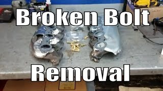 Chevy 5.3L 6.0L Exhaust Manifold Replacement