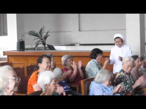 Ultah Pernikahan 2003-2016; Menyanyikan Lagu Ultah Bahasa Mandarin (2/2)