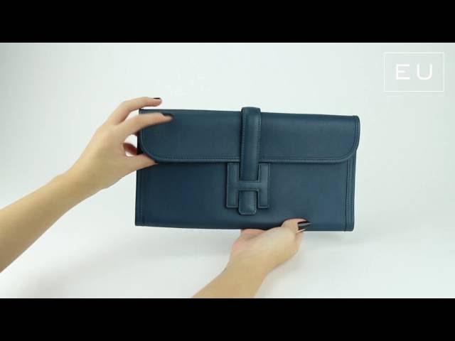 14344a55596 Como descobrir se uma Bolsa Hermès é Original ou Falsa