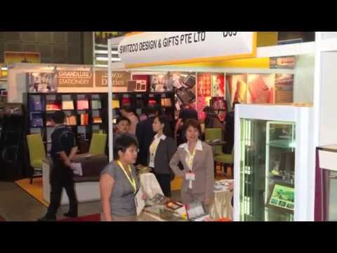 15th Anniversary - Singapore Gifts & Premiums Fair 2014