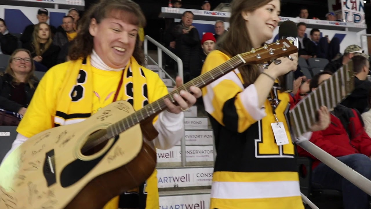Guitar Giveaway at Last Fronts Game Kingston 2019