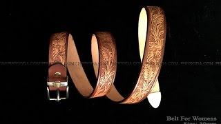 Belts For Women - Dây thắt lưng nữ chế tác thủ công đẹp nhất