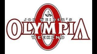 MR.OLYMPIA 2018 - WAR IN THIS WEEKEND