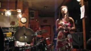 恋のチャンスをつかまえて 2008/3/22 Live in Palette mikiko(vo)・青木...
