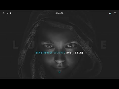 How to install Lucille WordPress Music Theme