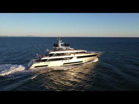 Luxury Yacht - RIVA Superyachts Division - Riva 50m - Ferretti Group