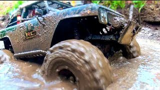 Repeat youtube video RC ADVENTURES - TTC 2012 - Eps 5 - MUD BOG / TRUCK KiLLER - Scale 4x4 Truck Challenge