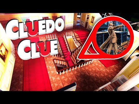 Clue The Board Game - 5-Player Hilarious Mystery Detective Game | JeromeASF